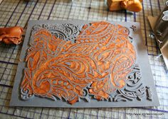 Starless Clay: Sutton Slice Leaf Ornament Tutorial