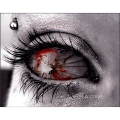 # EYES- Residual pain scarred the soul.