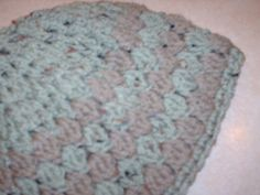Crocheted Adult Hat by Justnancy on Etsy, $9.00