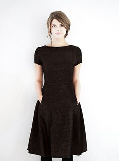Found: the perfect little black dress + pockets!