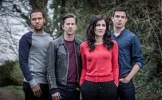 Implausible: O-T Fagbenle, Lee Ingleby, Sarah Solemani and Tom Cullen