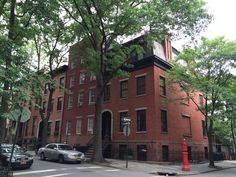 Cher's Brooklyn home in the movie Moonstruck