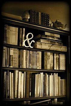 ampersand bookend  [original source no longer available]