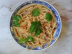 My Asian Chicken Noodle Soup - Some Flavour Asian Chicken Noodle Soup, Chicken Soup, How To Cook Chicken, Stir Fry, Feel Better, Noodles, Spinach, Cravings, Homemade