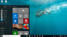 The Start Menu in Windows 10 is all new, and fantastic. It shows that Microsoft has learned a lesson from flawed Windows 8.