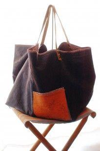 hand made bag $125