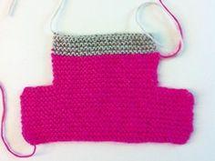 Strickmuster: Babyschuhe stricken - perfekt zur Geburt - BRIGITTE