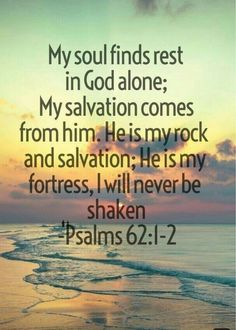 Bible Verse Of The Day: my soul finds rest in god alone Biblical Quotes, Scripture Quotes, Faith Quotes, Spiritual Quotes, Rest Scripture, Faith Bible Verses, Quotes From The Bible, Inspiring Bible Verses, Encouraging Bible Quotes