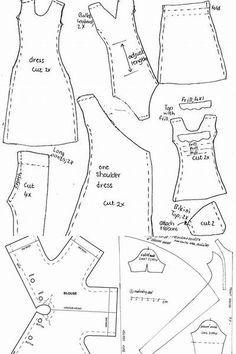 604845e6e American Girl Doll Patterns Printable - Bing images
