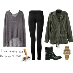 """""""Insanity"""" by claudia-mccann on Polyvore"""