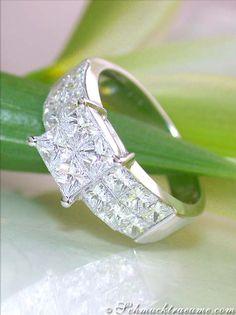 Broschen & Nadeln Art Deco Brosche Aus 14 Karat 585 Gold Mit Diamant Und Brillanten Weitere Rabatte üBerraschungen