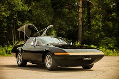 #Ferrari #365 #GTB 4 #Daytona Shooting Brake