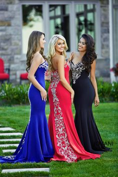 While we can't help you find your dream date, WhatchamaCallit Boutique has your dream dress. Check out Jovani Style 20015 today
