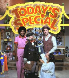 Today's Special, one of my favorite 80's show!!! I loved loved loved this show!!!