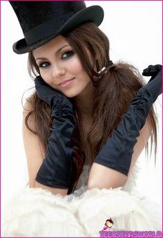 Victoria Justice aka Tori Vega on Victorious
