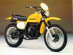Suzuki PE 250 at  http://www.motorcyclespecs.co.za/model/suzu/suzuki_ts400l%2073.htm