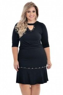Vestido Must Plus Size