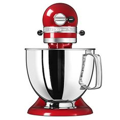 KitchenAid Küchenmaschine Artisan rot 5KSM150PSEER | Kitchen Aid ...