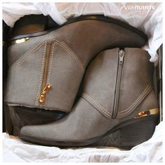 country boots - brown shoes - winter - correntes - Inverno 2015 - Ref. 15-6101