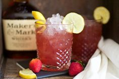 Belmont Jewel cocktail variation