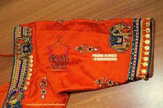 Prabha blouses. Hyderabad. 12-6-211/3 viveknagar kukatpally. Contact : 080999 09996. Email : prabha.blouses@gmail.com.