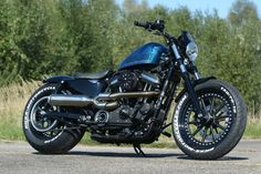 Racing Cafè: Harley Sportster 48 by Rick's Motorcycles