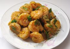 Tôm chiên trứng  muối on http://sotaynauan.com