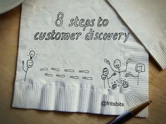 8 visual steps to customer discovery