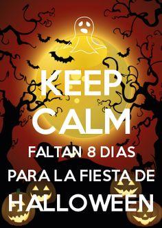 KEEP CALM #CobhPub #Sada #Spain #Halloween #Party