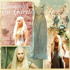 Look Daenerys in Quarth #GoT