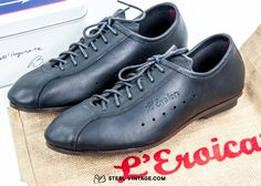 Steel Vintage Bikes - L'Eroica Cycling Shoes