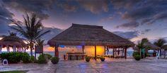 Beachfront bar.  Courtesy Karisma Hotels and Resorts