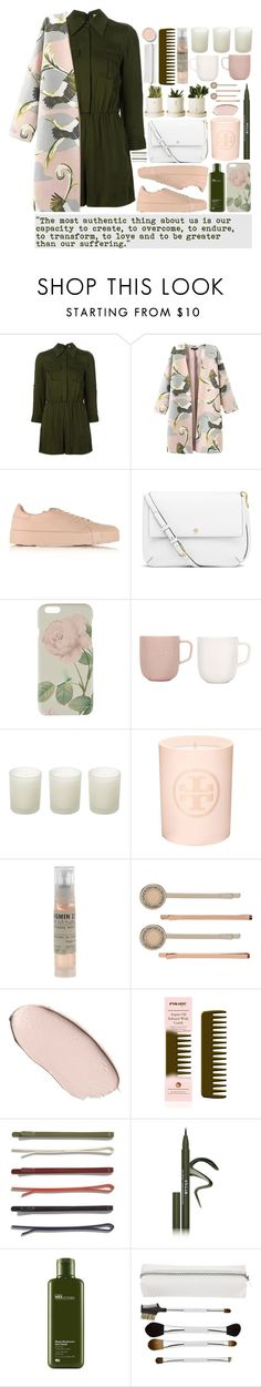 """Authentic"" by valdep ❤ liked on Polyvore featuring Alice + Olivia, Jil Sander, Tory Burch, Ted Baker, iittala, Casa Couture, Le Labo, Mimco, Eva NYC and Madewell"