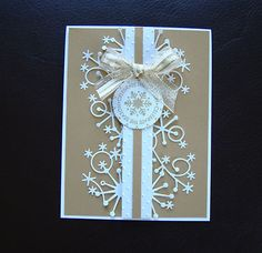 Stampin Up Handmade Christmas