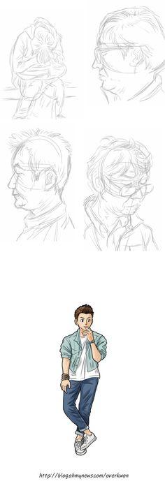 http://blog.ohmynews.com/overkwon/537531   오버권 아이패드 스케치 iPad sketch