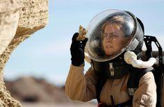 Simulierte Mars-Mission (in der Wüste von Utah, März 2013): Früher oder später...