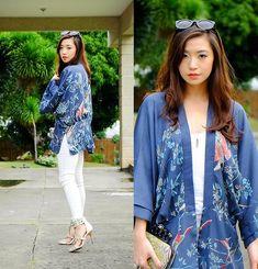 Romwe Kimono, Wagw Pants
