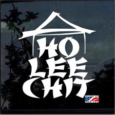 2bde0a0a0ce Sweet Ho Lee Chit Funny JDM Car Window Decal Stickers Check it out here  https  Custom Sticker Shop
