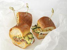 Средиземноморский сэндвич
