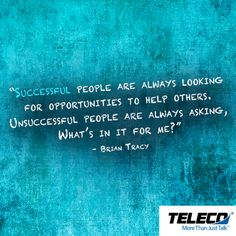 Want to be successful? Follow the advice on this banner image! Brian Tracy, Banner Images, Communication System, Successful People, Telephone, Helping Others, Knowledge, Medical, Advice