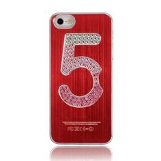 This LED Flash hard plastic case cover is the ideal ways to keep your beloved iPhone 5 safe and brings bold looks and sassy personality. The surface of the case is covered with high quality Brushed metal material, the main body of it is made of strong hard plastic and the edges are transparent. With this elegant and deluxe glittery Rhinestone hard case, your iPhone 5 must be eye-catching.    Brand new high quality Calling or Called Flash LED Hard Case for iPhone 5. High-class quality hard…