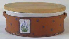 Brottopf mit Holzedeckel