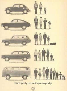 VW familie