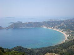 corfu greece - st georges beach