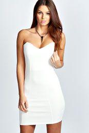 Shelly Bandeau Bodycon Dress