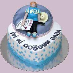Cuma Mesajları Resimli - BilgiSozler.com Cheesecake Brownies, Birthday Cake, Desserts, Islamic Pictures, Tailgate Desserts, Deserts, Birthday Cakes, Postres, Dessert