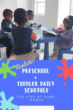 I'm using a realistic schedule, along with giving myself room for grace in that each day will not be like a trip to Disney World. Some days we will just be home together and that is perfectly fine. Learning Apps, Preschool Activities, Toddler Preschool, Toddler Activities, Toddler Learning, Peekaboo Kids, Preschool Workbooks, Pbs Kids, Building For Kids