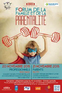 Forum De La Famille Et De La Parentalité 2015 20 Et 21 Novembre 2015