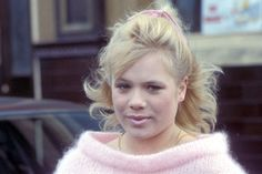 Sharon Watts played by Letitia Dean. Buffy, Back In The Day, Childhood Memories, Bbc, British, Celebs, Actors, People, Addiction