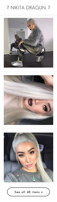 """""""♡ NIKITA DRAGUN. ♡"""" by bloodypoetry ❤ liked on Polyvore"""